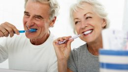 Brushing Teeth Healthy Heart