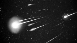 Burst of 1999 Leonid Meteors