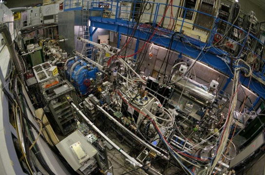 CERN Experiment Produces First Beam of Antihydrogen