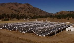 CHIME Telescope Detects Fast Radio Burst From Other Galaxy