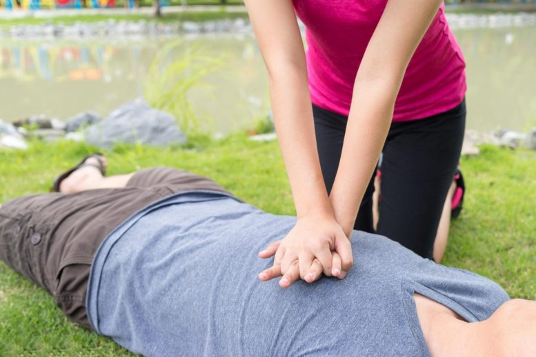 CPR Outside