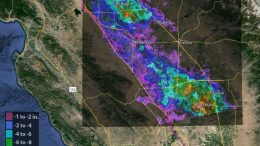 California Drought Causing Valley Land to Sink