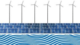 California's Switch to Solar, Wind Energy Reduced Reliance on Hydropower, Natural Gas