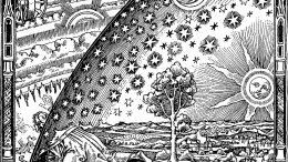 Camille Flammarion Engraving