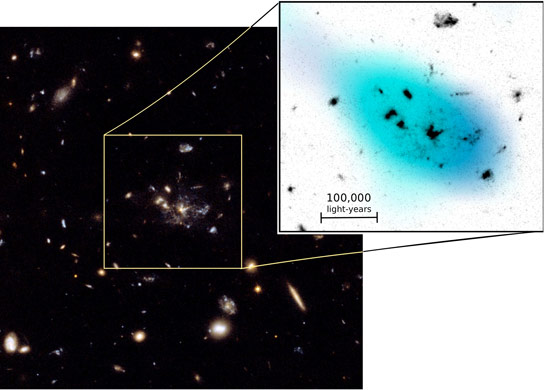 Carbon Monoxide Gas Detected In and Around the Spiderweb Galaxy