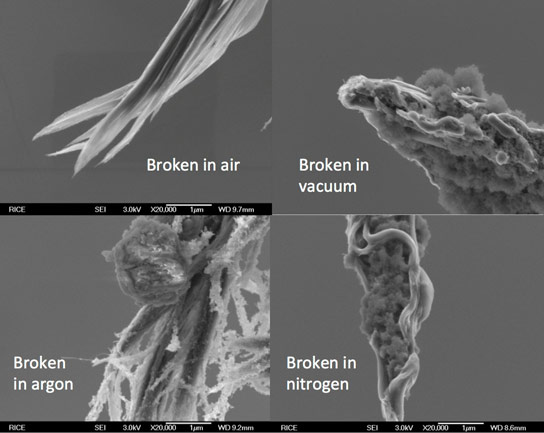 Carbon Nanotube Fibers Outperform Copper