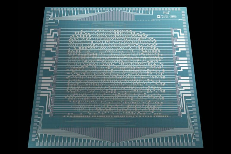 Carbon Nanotube Microprocessor