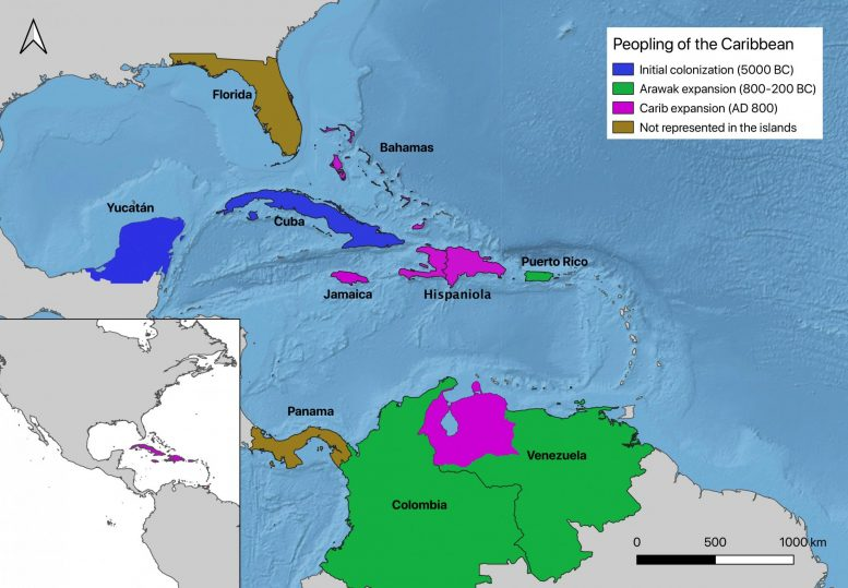 Caribbean Colonizers