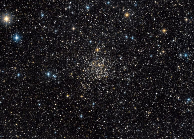 Caroline's Rose Open Star Cluster