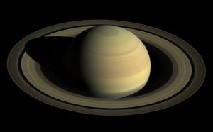 Cassini Begins Final Year at Saturn