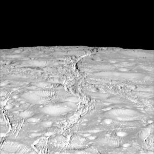 Cassini Delivers Closest Northern Views of Saturn's Moon Enceladus