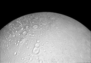 Cassini Delivers Closest Northern Views of Saturn's Moon Enceladus to Date
