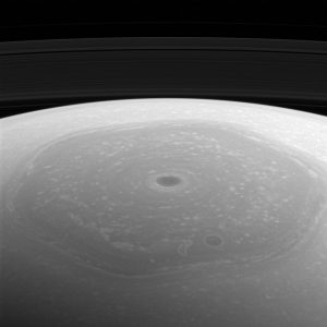 Cassini Image of Saturn's Northern Hemisphere