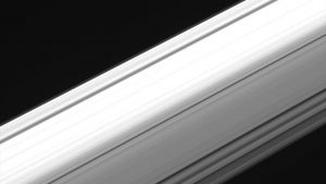 Cassini Provides Inside-Out View of Saturn's Rings