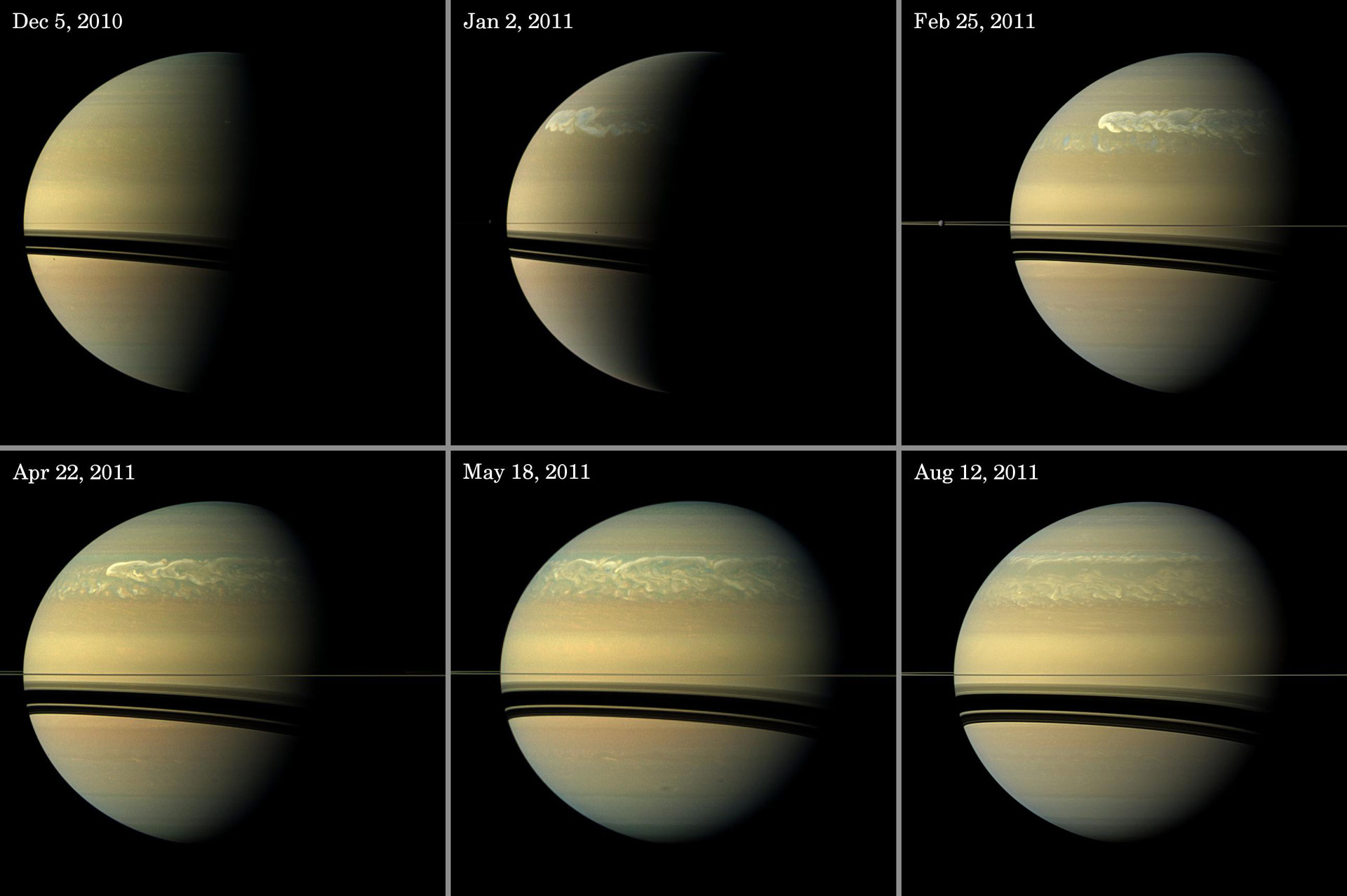 Real Pictures of Saturn From NASA (page 3) - Pics about space