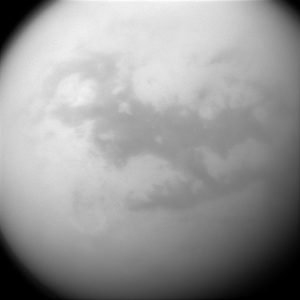 Cassini Views the Dunelands of Titan
