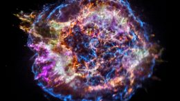 Cassiopeia A Chandra X-ray Observatory