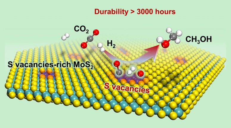 Catalytic Hydrogenation of CO2 to Methanol