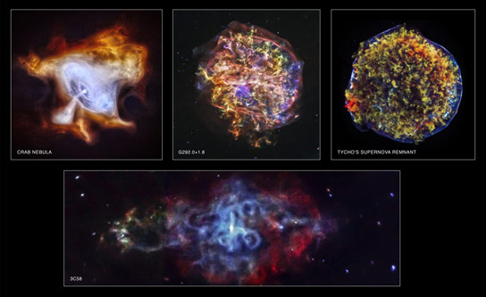 Chandra Celebrates 15th Anniversary