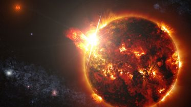 Chandra Detects Coronal Mass Ejection From Distant Star