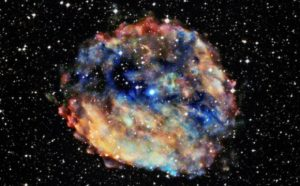 Chandra Discovers Young Magnetar