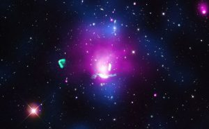 Chandra Discovers a Radio Phoenix Abell 1033