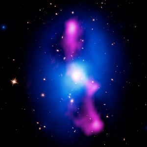 Chandra Provides New Perspective on a Galaxy Cluster