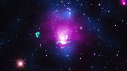 Chandra Reveals Giant Collision Triggered Radio Phoenix Abell 1033
