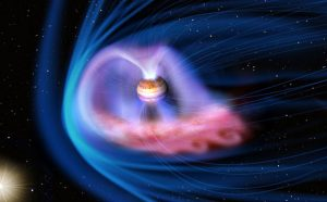 Chandra Reveals Jupiter's Northern Lights