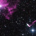 Chandra Views Runaway Pulsar