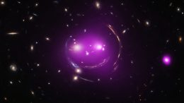 "Chandra Views the ""Cheshire Cat"""