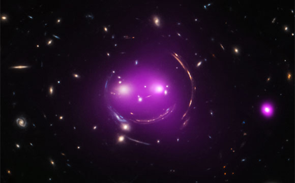 Chandra Views the Cheshire Cat Galaxies