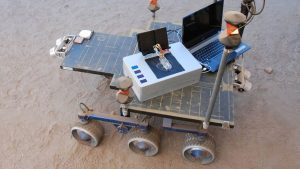 Chemical Laptop Could Search for Signs of Life Outside Earth