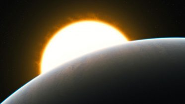 Chemical Models Help Astronomers Study the Atmospheres of Hot Exoplanets