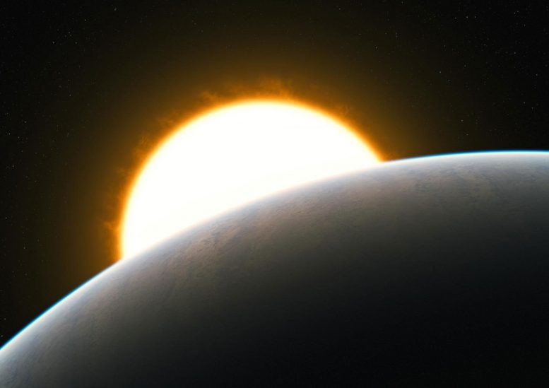 Chemical Models Help Study the Atmospheres of Hot Exoplanets