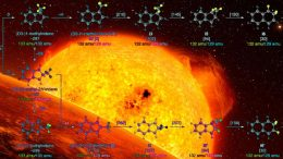 Chemistry Near Carbon-Rich Star