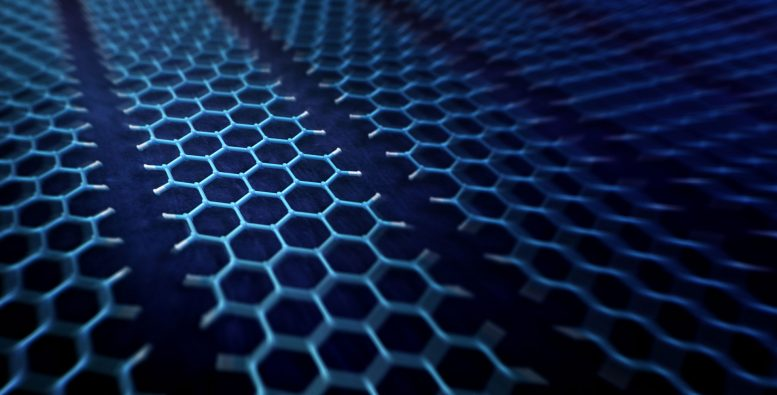 Chemists Synthesize Narrow Ribbons of Graphene Using only Light and Heat
