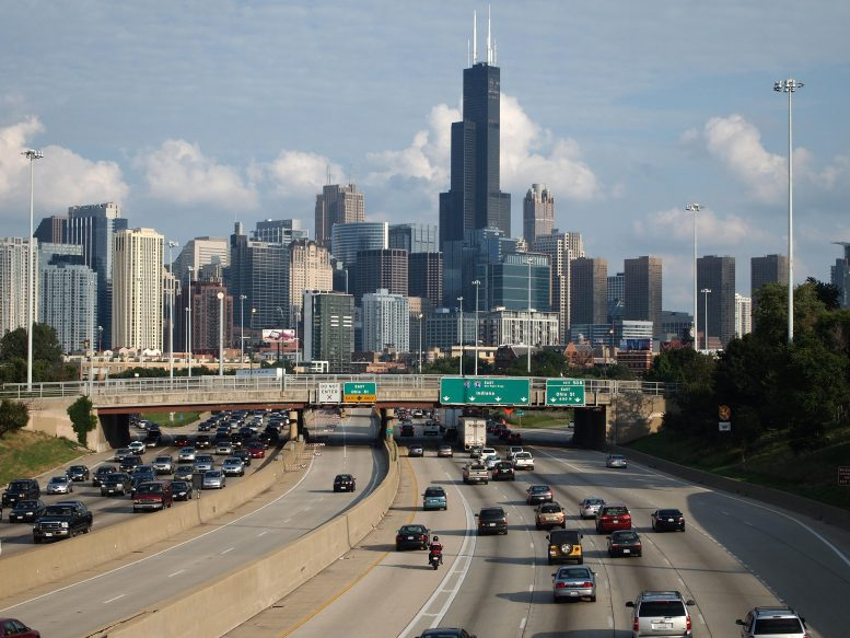 Chicago Freeway