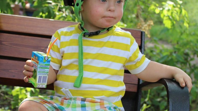 Child Downs Syndrome
