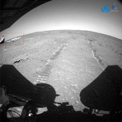 China Zhurong Mars Rover 6