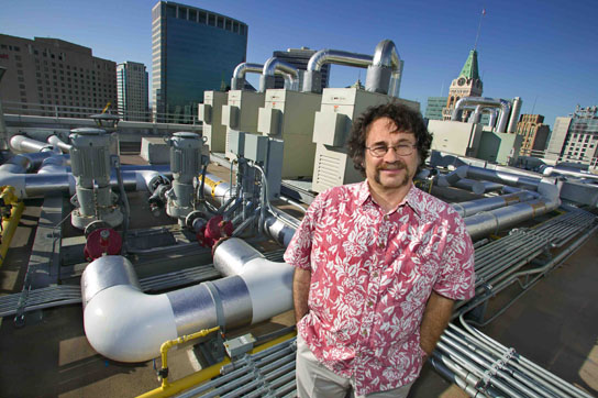 Chris Marnay has been researching microgrids for more than a decade