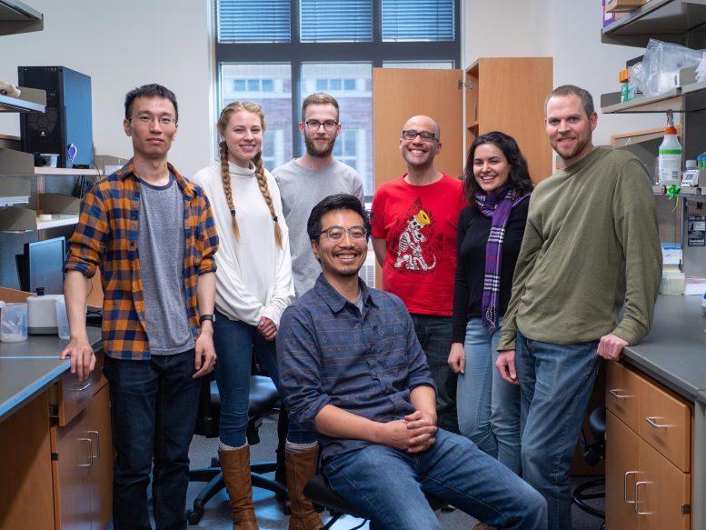 Chuong Lab Group