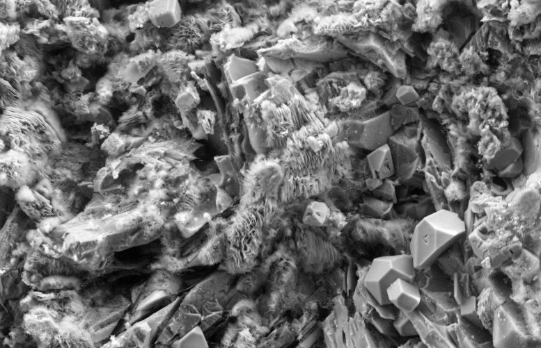 Study Shows Clay Minerals on Mars May Have Formed in Primordial Steam Bath