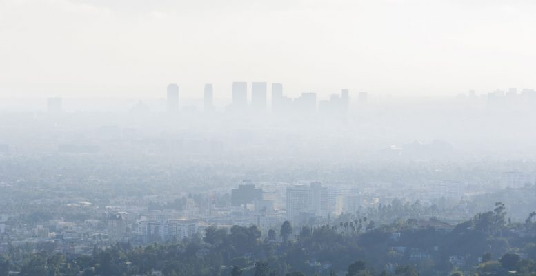 Clean Air Act Responsible for Dramatic Decline in Atmospheric Organic Aerosol