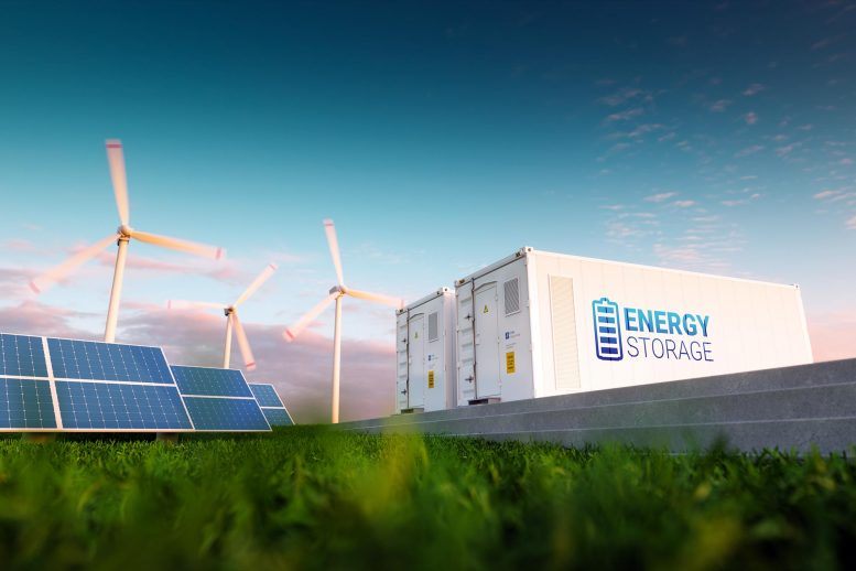 Clean Energy Storage Concept