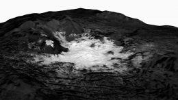 Close Up View Of The Bright Spots On Ceres