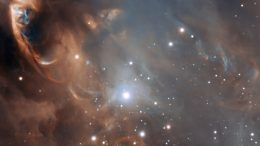 Close up Drama of Star Formation