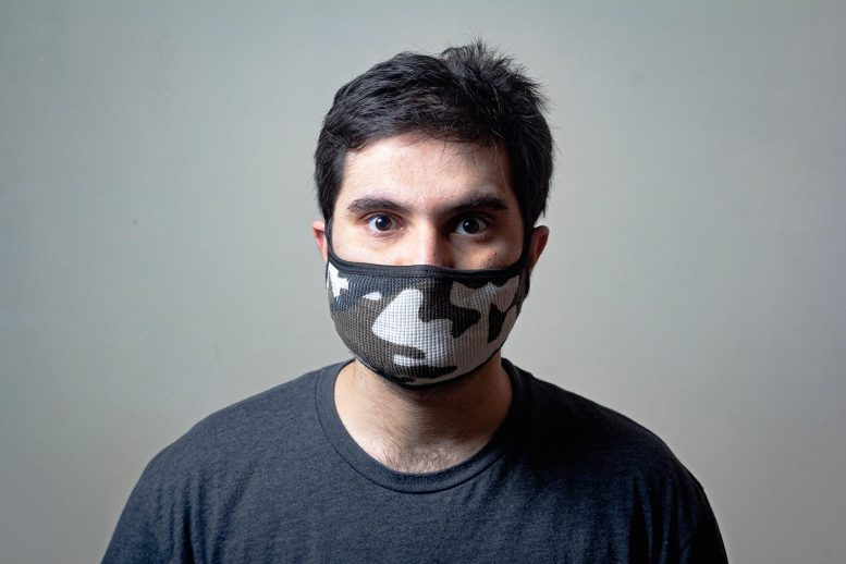 Cloth COVID Face Mask