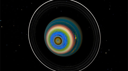 Clues About Hidden Interior of Uranus Revealed