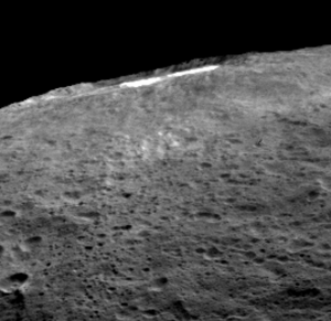 Clues to Ceres' Bright Spots and Origins